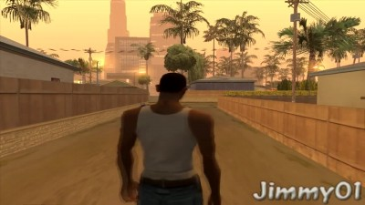 "Grand Theft Auto: San Andreas ""Worst place in the world"""