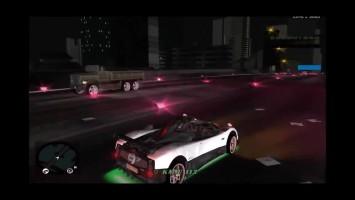 "GTA 3 ""Мод Liberty City Nights (BETA 1)"""