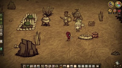 Don't Starve Together - Deadpool против Пауков!