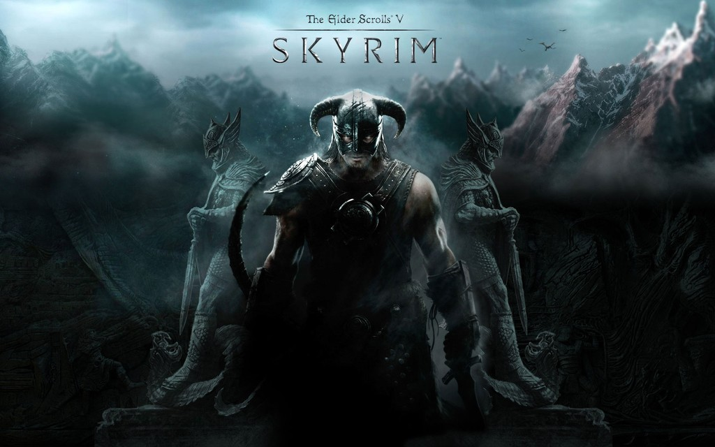 The Elder Scrolls 5 Skyrim скачать игру img-1