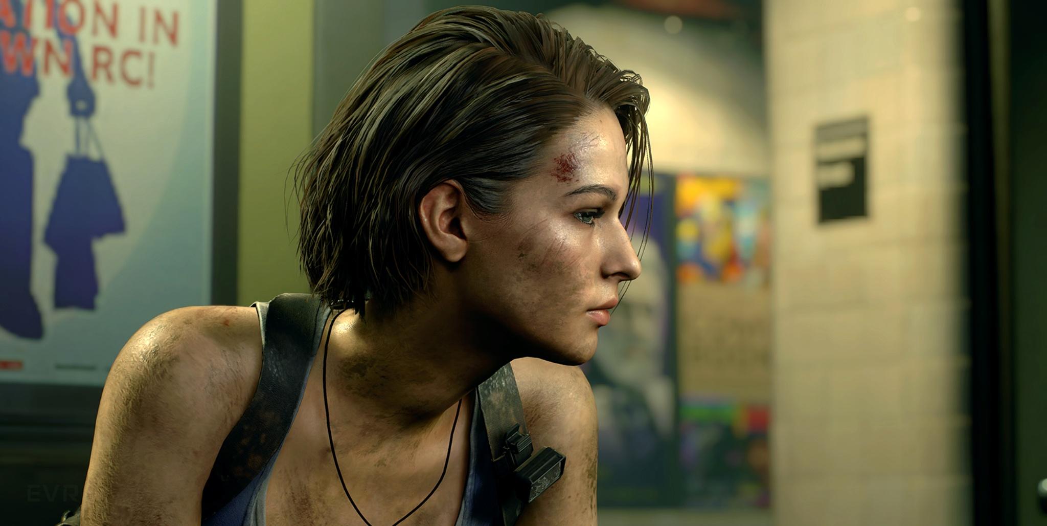 Новые скриншоты ремейка Resident Evil 3 из журнала Game Informer