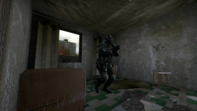 "Counter-Strike: Global Offensive ""de_chernobyl"""