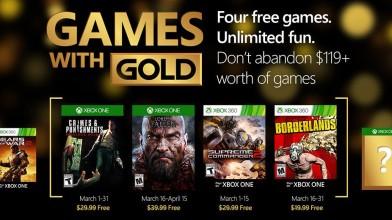 Games with Gold: март - шанс поиграть в Lords of the Fallen даром