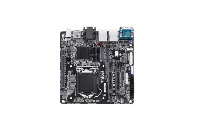 Gigabyte GA-IMB310N: компактная плата для встраиваемых систем