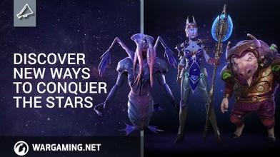 WG Labs и NGD Studios добавляют новые расы в Master of Orion