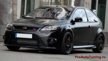 Гоночная версия Ford Focus RS