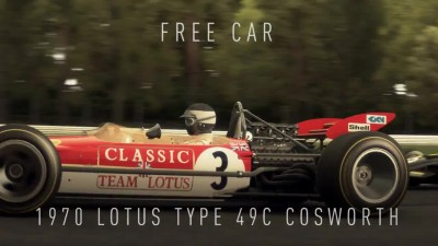 "Project CARS ""DLC #6 Lotus Classic Track Expansion"""