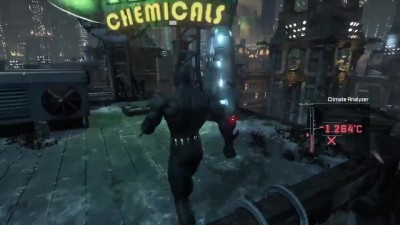 Геймплей Batman: Return to Arkham - Arkham City