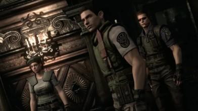 Демо русской озвучки Resident Evil HD Remaster - Крис, Джилл, Вескер