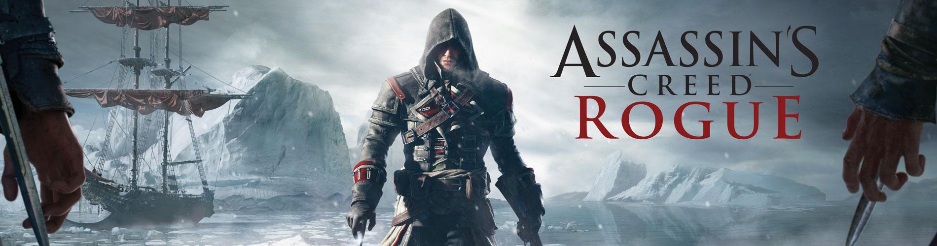 Скачать моды и патчи для Assassins Creed Rogue через