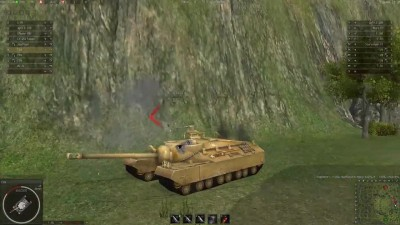 Ground War: Tanks - Обзор T28
