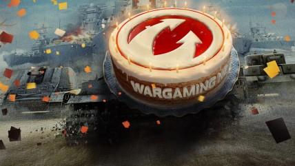 19 лет компании Wargaming