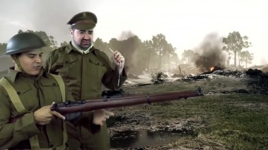 Battlefield 1 - Пародийный скетч от Angry Joe