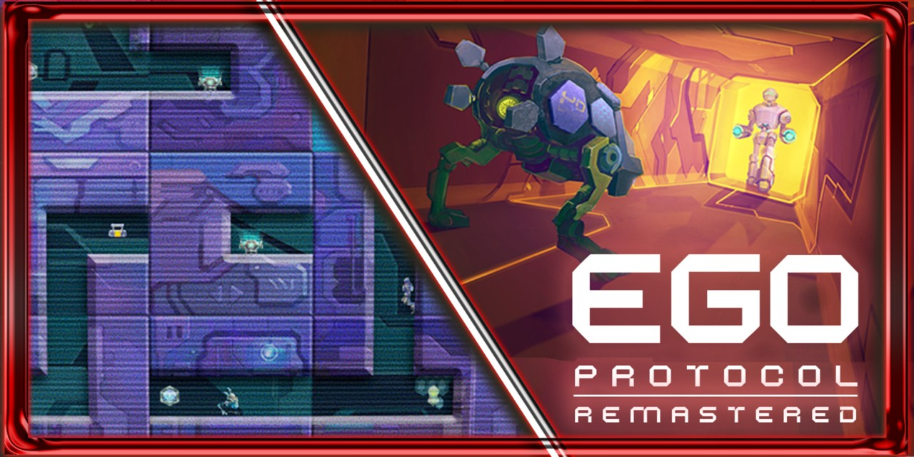 Sci-fi пазл-платформер Ego Protocol: Remastered посетит Switch на следующей неделе