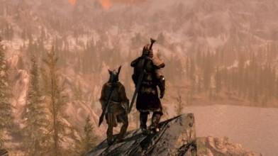 Незаконченная версия кооперативного мода Skyrim Together доступна для скачивания