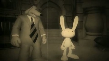 "Sam & Max: Night of the Raving Dead ""Trailer"""
