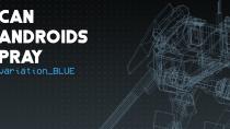 Повествовательная Can Androids Pray: Blue в апреле выйдет на Nintendo Switch