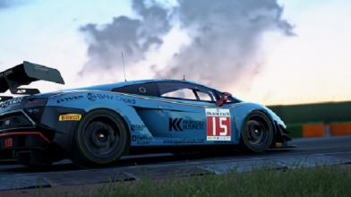 Assetto Corsa Competizione - создатели гонки показали внимание к деталям на примере сравнения игровой трассы с настоящей