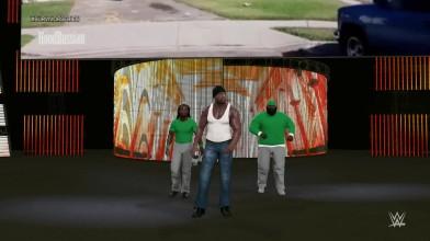 Grove Street в WWE2k15