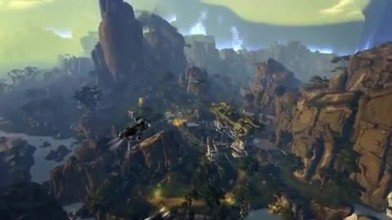 """Firefall """"Трейлер Blackwater Anomaly"""""""