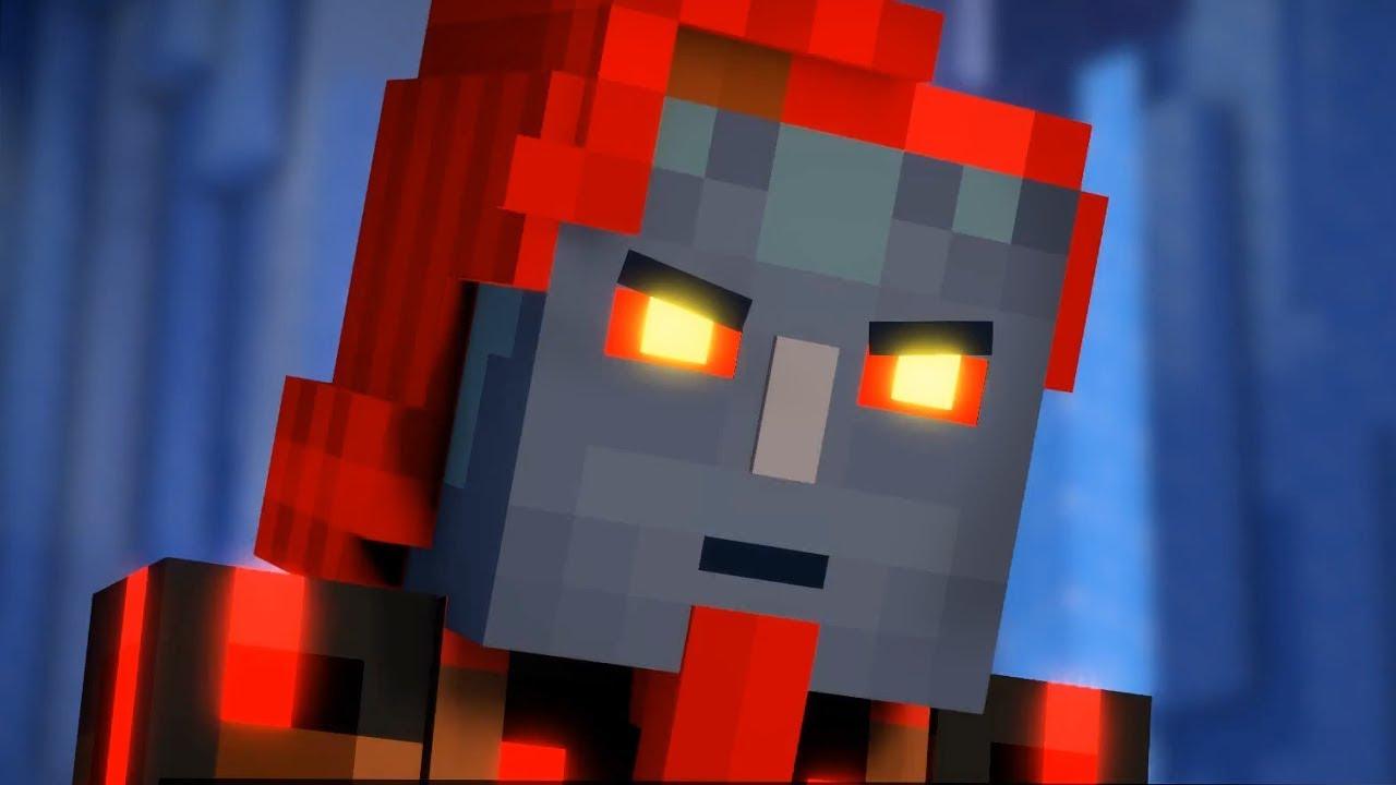 скачать эпизод 2 minecraft story mode на андроид #10