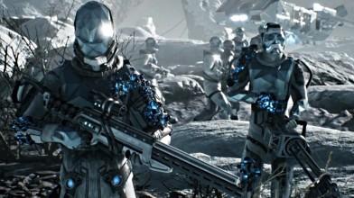 Новый трейлер научно-фантастической action/RPG Orange Cast