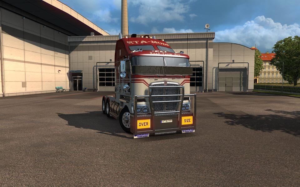 Как сделать свой грузовик в етс 2 70