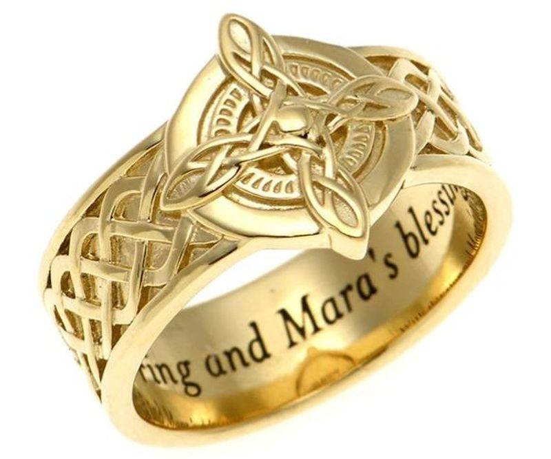 Bethesda продаёт обручальные кольца в стилистике The Elder Scrolls