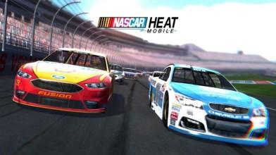 Состоялся релиз NASCAR Heat Mobile