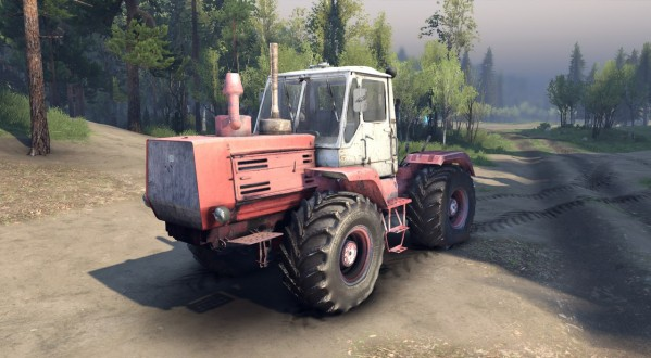 "Spin Tires 2014 ""Трактор Т-150К v1.0"" Новая Версия"