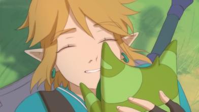Фанатский анимационный ролик по The Legend of Zelda