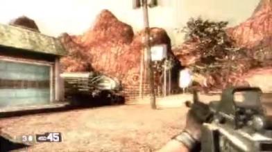 """BlackSite: Area 51 """"E3 2007 Trailer Park Aliens Cam Gameplay Часть 1"""""""