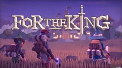 Ролевую игру For The King перенесли на PS4