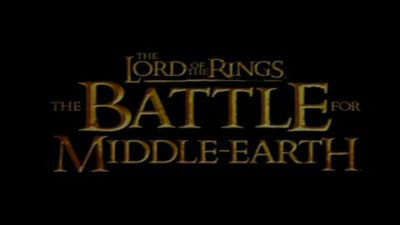 LOTR The Battle for Middle-earth