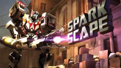 """Transformers Universe """"Autobot Sparkscape"""""""