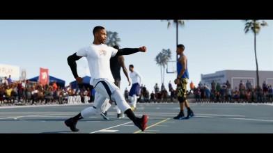 Трейлер NBA Live 18 (E3 2017)