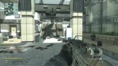 MW3 vs MW2 Terminal Comparison