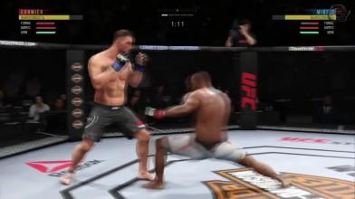 UFC 3: Стипе Миочич vs Дэниэл Кормье