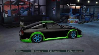 """Прохождение игры Need for Speed: Carbon с использованием """"Ниссана 240SX"""" - Часть 37"""
