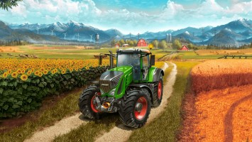 Farming Simulator 17 вышел на Xbox One, PS4 и PC