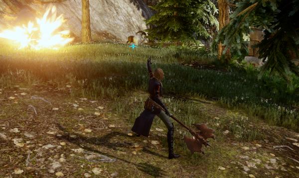 Dragon Age Inquisition патч 11