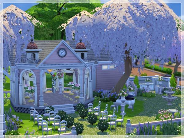 Где свадебная арка симс 4