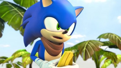 "Sonic Boom: Shattered Crystal ""Релизный трейлер"""