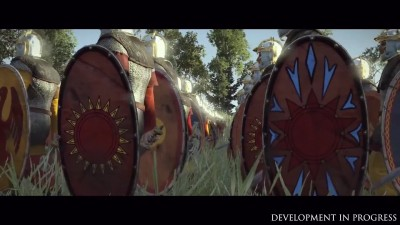 Самое интересное из летсплея за Аврелиана Total War ROME II - Empire Divided