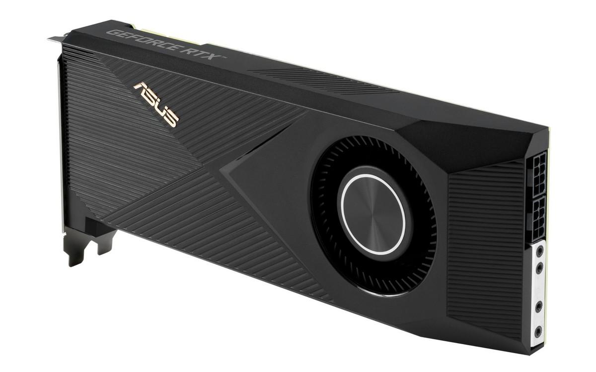 "Самая мощная видеокарта Nvidia с ""турбиной"". Представлена Asus Turbo GeForce RTX 3090"