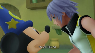 Новый трейлер Kingdom Hearts III и Kingdom Hearts HD II.8