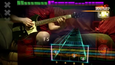 "Rocksmith Remastered - Hard Score Attack - Rhythm - Blink-182 ""All the Small Things"""