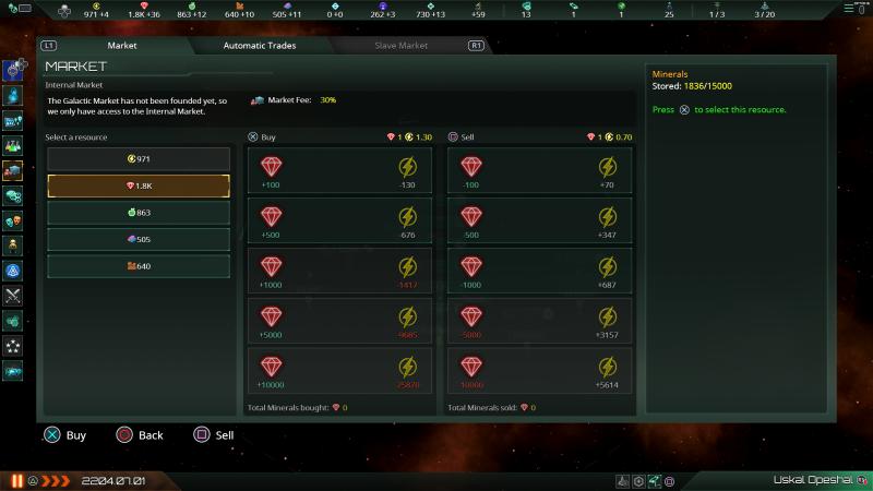 Галактический рынок