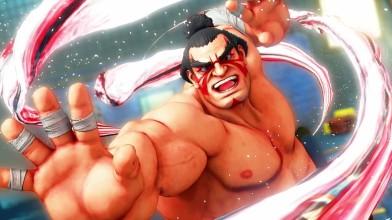 Street Fighter V: Arcade Edition - геймплейный трейлер E. Honda