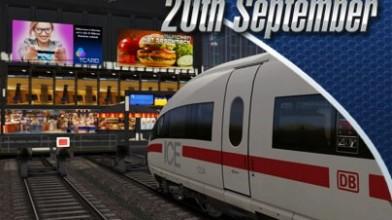Стартовал предзаказ Train Simulator 2013